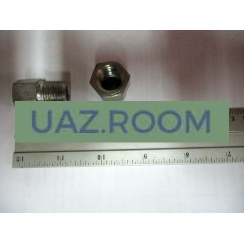 Штуцер  датчика давления масла (одинарный) ММ 23