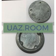 Заглушка  КПП УАЗ ст.об. (с резьбой), алюмин.