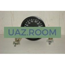 Спидометр  УАЗ 452 (дв.ЗМЗ 4091) электронномеханический, 160 КМ