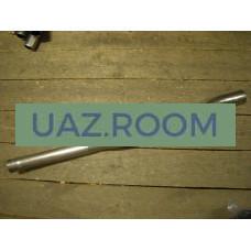 Труба  промежуточная ГАЗ 31029 (короткая 100 см)