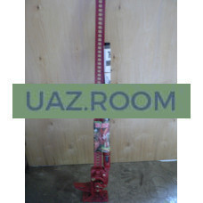 Домкрат  реечный HI-LIFT HL-485 (чугун, красный) 48