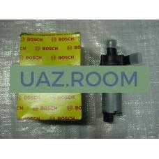 Мотор  отопителя салона  УАЗ Патриот 2008-09, PICKUP (2 конт., с насосом d18) 'BOSCH'