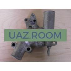 Корпус  термостата  дв.4216 Евро-3 ГАЗель Бизнес (в сборе с термостатом)