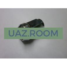 Гайка  М14х1,5 колесная  УАЗ (для легкосплавного диска, закрытая 35 мм, под ключ 19) 1 ШТ.