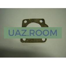 Прокладка  крышки  люка рычага переключения передач КПП УАЗ 469 (паронит)**