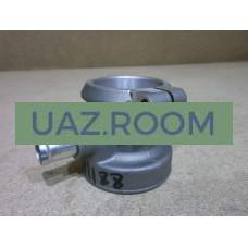 Патрубок  впускной турбокомпрессора дв.514 (силумин) (ЗМЗ)