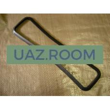 Уплотнитель  крышки люка вентиляции УАЗ 469, Хантер (резин) **