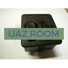 Блок  управления  обогревом передних сидений  УАЗ Патриот (17.3763-01)** (5 конт.)