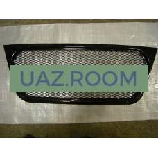 Облицовка  радиатора  452  (железная решетка, штатная)