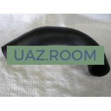 Патрубок  радиатора  отводящий  УАЗ Патриот (дв.IVECO) нижний