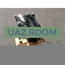 Двигатель  ЗМЗ-40522 АИ-92 ГАЗ 3302, 2705, 2752, 3221, инжект. Евро-2 (152 л.с.), без ГУР