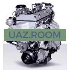 Двигатель  ЗМЗ-4063 АИ-92 ГАЗ-2705, 3302, 2752, 3221, карбюратор К151С, Евро-0 (СРОГ; 110 л.с.)