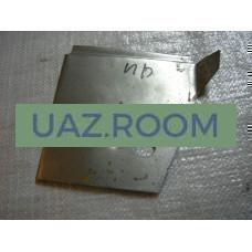 Косынка  порога (угловой панели) УАЗ 452 ПРАВАЯ