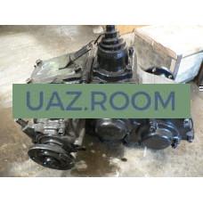 Коробка  раздаточная  УАЗ 3162 SIMBIR (спидометр 1000 об.) [21] ##