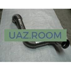 Труба  отводящая  УАЗ Патриот (воздуховод дв.IVECO)