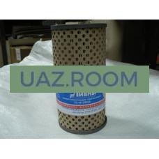 Элемент  фильтра  масляного ГАЗ 53, 3307, 66, ПАЗ, КАВЗ (Ливны)