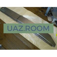 Панель  боковины  УАЗ 39094 ПРАВАЯ узкая (под повторитель)