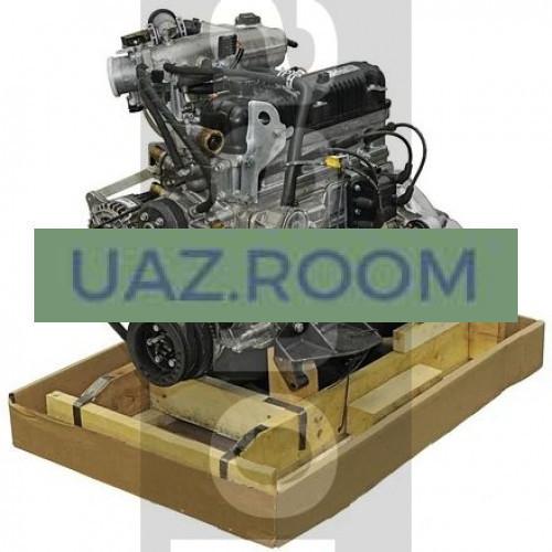 Двигатель  УМЗ-4216 АИ-92 ГАЗель, Соболь Бизнес (с 2010), Евро-3, под ГУР, 1 катушка (107 л.с.)в сб.