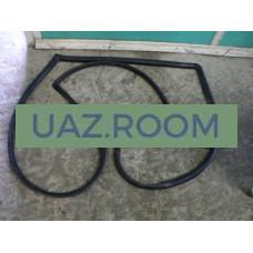 Уплотнитель  лобового стекла  УАЗ Патриот, 3162, 3160