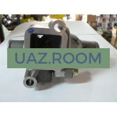 Корпус  термостата  дв.4091 (Евро-3) УАЗ в сборе с термостатом ЗМЗ