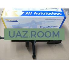 Амортизатор  ВАЗ-2108-099,-2113-2115 передний СТОЙКА В СБОРЕ масляный левый 'AV-Autotechnik' (Герм.)