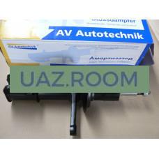Амортизатор  ВАЗ-2110-2112 передний СТОЙКА В СБОРЕ масляный левый
