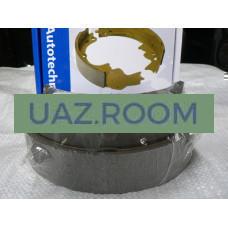 Колодка  тормозная задняя ВАЗ-2108-2115, КАЛИНА, ПРИОРА, ГРАНТА (к-кт 4 шт.)