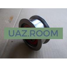 Ролик  ремня ГРМ ВАЗ-2108-2115 (8 клап. дв.), ЗМЗ-4091 (обойма метал.), натяжной  'АТ'(Чехия)