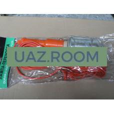 Лампа-ПЕРЕНОСКА с выкл.( 220 В, 10м, ремонтная)**