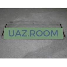 стекло  УАЗ 469 задней двери крыши с подогревом 1017*402 (ЗК)