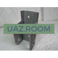 Кронштейн  поперечной тяги пружинной подвески  УАЗ Патриот, 3162 (рама)
