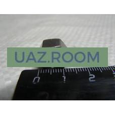 Гайка   М8х1,25, h =  8, под ключ 12 (выпускного коллектора дв.ЗМЗ 405, 406 ГАЗ, 409 УАЗ)