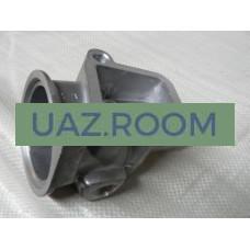 Корпус  термостата  дв.4021 ГАЗ, УАЗ (без термостата)