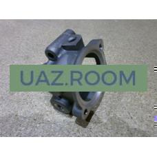 Корпус  термостата  дв.4091 (Евро-3) УАЗ; дв.40524, 40525 Евро-3 ГАЗ (без термостата) ЗМЗ