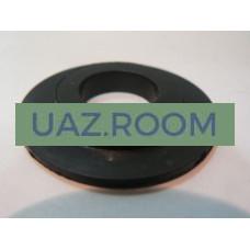 Прокладка  масляного фильтра ГАЗ, УАЗ дв.402 (кольцо уплотнительное)