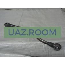 Трубка  нагнетательная масляного фильтра  УАЗ, ГАЗ 24 (ЗМЗ)