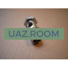 Штуцер  нагнетательной трубки масляного фильтра дв.402 ГАЗ, УАЗ (18х1,5х20) 'ЗМЗ' **