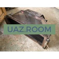 Отопитель  УАЗ 452 без воздухозаборника