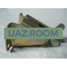 Кронштейн  лобовой рамки  УАЗ 469 (запор)