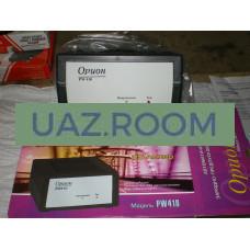 Зарядное устройство аккумулятора НПП 'ОРИОН СПб' PW410 (25А) 12