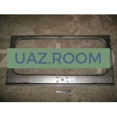 Дверь  УАЗ 469 крыши задняя (откидная крышка люка багажника)