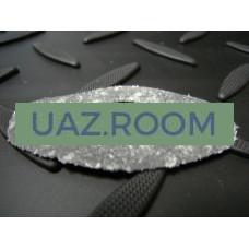 Прокладка  фланца  нагнетательной трубки маслонасоса УАЗ (дв.УМЗ) (паронит)