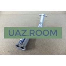 Труба  приемная ВАЗ 2110 (инжектор 8кл. под датчик) 'ATIHO'