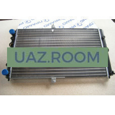 Радиатор  охлаждения ВАЗ 2110-2112 ПРАМО