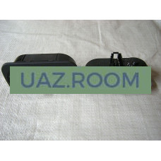 Модуль  управления светотехникой  УАЗ Патриот, вертикальный разъем