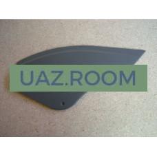 Заглушка  боковая панели приборов правая  УАЗ Патриот, 3162