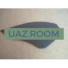 Заглушка  боковая панели приборов левая  УАЗ Патриот 2005-2011, 3162