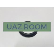 Манжета  уплотнительная ручки раздвижного стекла (надставки) d28 УАЗ Хантер (ЗАВОД)