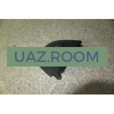Накладка  петли передней двери (панели) УАЗ 3741 нижняя левая