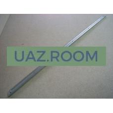 Облицовка  порога  УАЗ 452, 2206 (дверей)